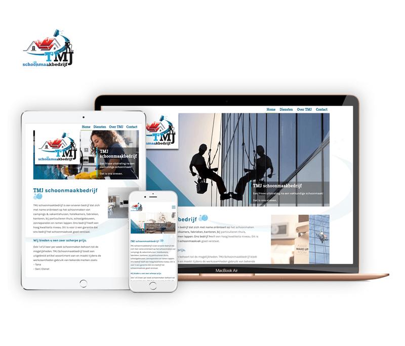 TMJ Schoonmaakbedrijf | Webdesigner Enkhuizen | Project Direct | Webdesign Enkhuizen | Website bouwen Enkhuizen | Wordpress Enkhuizen | Grafische vormgever Enkhuizen | SEO Enkhuizen | Hosting | Wordpress training Enkhuizen | Logo design Enkhuizen | SSL Certificaten | Website onderhoud Enkhuizen | Timo van Tilburg